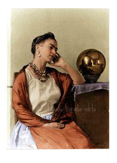 1932 by Alvarez Bravo in color..