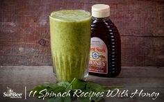 11 Spinach Recipes With Honey