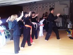 new students #xiaolukarate