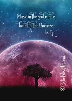 Lao Tzu Quote: Music in the soul can be heard by the Universe. Metaphysical Quotes, Lao Tzu Quotes, Tao Te Ching, Spiritual Wisdom, Spiritual Gifts, Travel Words, Spirited Art, Taoism, Empowerment Quotes
