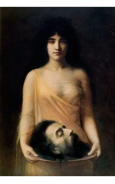 Jean Benner • Salomé, vers 1899