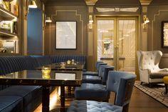 The Churchill Bar, London