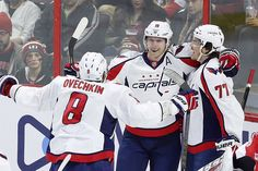 1d0d5332f Alex Ovechkin, Nicklas Backstrom and T. Oshie's minutes are up appreciably  in March. Betsy Mathews · Washington Capitals