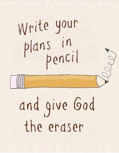 "Proverbs 16:9~""We can make our plans, but the LORD determines our steps."" {Proverbs 19:21, James 4:13-16}"