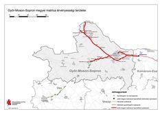 Győr-Moson-Sopron megye fizetős utak
