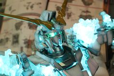 [GBWC 2015] Hong Kong: PG 1/60 RX-0 Unicorn Gundam Awakening Ver. Full LEDs. Work by YUN. PHOTO REVIEW + WIP http://www.gunjap.net/site/?p=265744