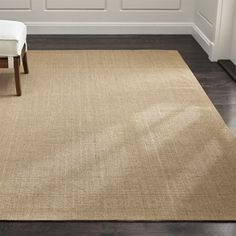 Sale ends soon. Durable and versatile, our sisal rugs are an excellent way to dress up high-traffic living areas. Crafted of natural sisal fiber in a warm almond hue, this beautiful rug has a latex backing to prevent sliding.