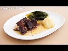 """Chanfana de borrego, Portugal (vídeo com receita por """"Sabor Intenso"""")"""