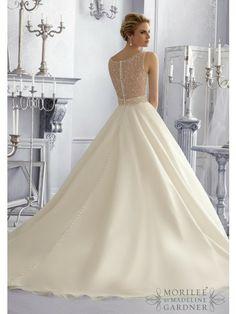RK Bridal: Mori Lee Bridal Fall 2014 - Style 2679