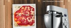 Video ricetta Impasto per la Pizza perfetto con il Kenwood CC – Kenwood Cooking Blog