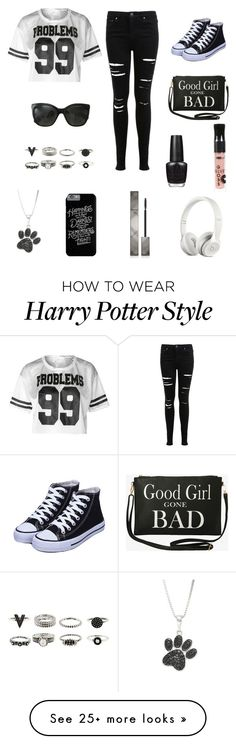 """""""City Style"""" by fashionsunshine24 on Polyvore featuring Miss Selfridge, Torrid, Chanel, OPI and Burberry"""