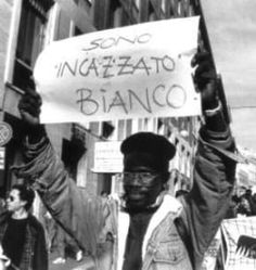 No racism...Peace