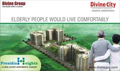 #PresidiaHeightshomes are designed to prove suitable and convenient for elderly people. So, book know to enjoy old age in a well maintained residential complex.
