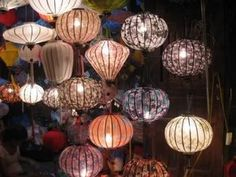 Vietnamese Wedding Decorations | ... Vietnamese Hoi An Silk Lanterns Wedding Party Decor Home Decoration