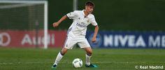 Convocatoria : CD Toledo - Real Madrid Castilla