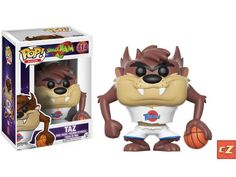 Looney Tunes Taz (Space Jam) New Mint. This is the standard version of the Taz (Space Jam) POP. You've ordered that Funko POP online you've been wanting so much to add to your collection. Sailor Chibi Moon, Sailor Pluto, Sailor Neptune, Space Jam, Looney Tunes, Pop Vinyl Figures, Funko Pop Dolls, Yugi, Pop Figurine