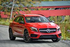 First drive: 2015 Mercedes-Benz GLA45 AMG [Review]