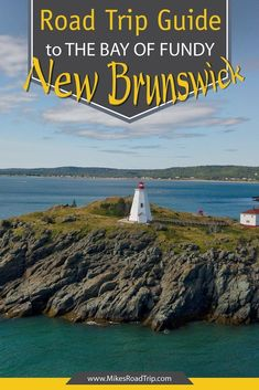 A New Brunswick road trip is one for the bucket list—one that will tease the senses, mystify the mind, sooth the soul and embolden the explorer in you. This is the perfect Bay of Fundy New Brunswick road trip guide. Pvt Canada, Visit Canada, Canada Eh, East Coast Travel, East Coast Road Trip, New Brunswick Canada, St John New Brunswick, Brunswick Maine, East Coast Canada
