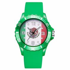 afdcdd92597 2018 World Cup Women Men Silicone Watches Fashion Russia Brazil American  FLag Quartz-watch Sprots Casual Wristwatch clock Hour