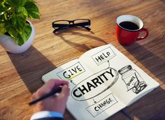 Get to know potential customers and create a positive image for your business through charity work!