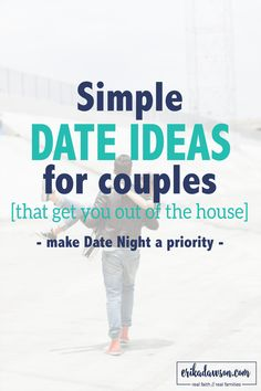 great date ideas for married couples