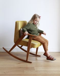 366 LOFT Rocking easy chair by 366 Concept s.c. design Józef Chierowski