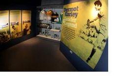 Croke Park | GAA Museum & Tours | Exhibitions | Previous Exhibitions | Dermot Earley - Leader & Legend