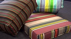 Easy DIY Outdoor Cushion Covers | DIY Joy Projects and Crafts Ideas