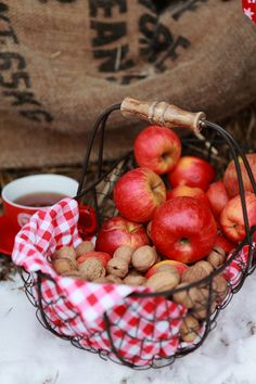 From my board : My Red Apple Cottage                                                                                                                                                                                 More