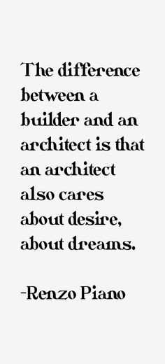 Renzo Piano Quotes