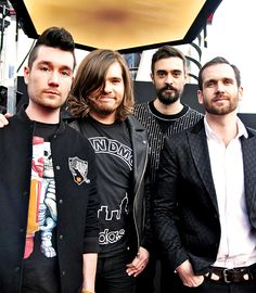 Dan smith woody wood kyle simmons will farquarson