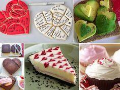 Kreative Do-it-yourself Valentinstagsideen Valentines Day Treats, Valentine Day Love, Vegan Recipes, Snack Recipes, Snacks, Köstliche Desserts, Delicious Desserts, Love Decorations, Alice