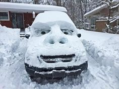 Funny Memes – [Snow gets you down? Stupid Funny, Funny Cute, Funny Jokes, Hilarious, Funny Snowman, Snow Sculptures, Snow Art, Winter Fun, Perfectly Timed Photos