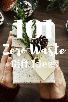 101 Zero Waste Gift Ideas