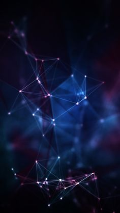 Cristal Structure #iPhoneWallpaper