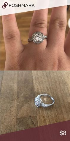 16 Best Fake Engagement Rings Images