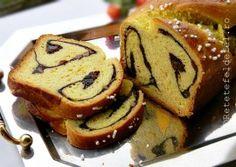 COZONAC DE POST Nutella, Croissant, Fondant, Muffins, Ganache, Cheesecake, Cookies, Pork Recipes, Biscuits