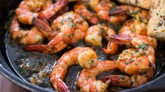 Gambas Al Ajillo is perhaps one of the most popular tapas outside of Spain. Get this garlic shrimp recipe cooked in olive oil at PBS Food.