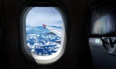 Here's The Genius Reason Why All Plane Windows Are Round.