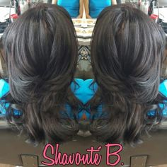 Round Concave Cut and styled ✔