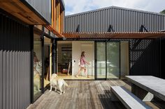 offSET Shed House,© Patrick Reynolds