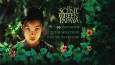 The Scent of Green Papaya Blu-ray