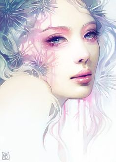 Latest Art by Anna Dittmann http://www.inspirefirst.com/2013/12/05/latest-art-anna-dittmann/