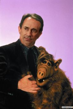 Don Draper and ALF