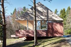 Summerhouse Svartnö by WRB Architects