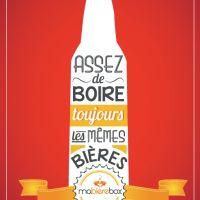 [Concours Inside] Découvrez les bières artisanales de MaBiereBox d'octobre !