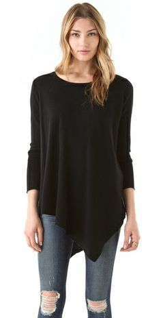 over-sized, slouchy sweater by joie. (via @Shopbop)