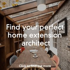 A simple guide to extending your house without planning permission and the permitted development rules for extensions House Extension Cost, Extension Costs, Garage Extension, Side Return Extension, Building Extension, Extension Designs, Extension Ideas, Brick Extension, Small Kitchen Floor Plans