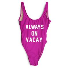 ALWAYS ON VACAY [SWIMSUIT] | PRIVATE PARTY