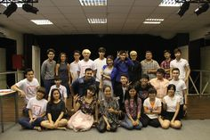 SIFS OPEN LONG-TERM COURSE ACTING WITH NGOC HIEP ACTRESS